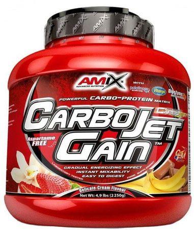 "Image result for Amix CarboJet Gain 2250 g"""