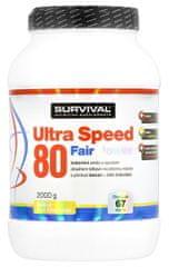 Survival Ultra Speed 80 2000g