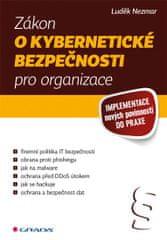 Nezmar Luděk: Zákon o kybernetické bezpečnosti pro organizace - Implementace nových povinností do pr