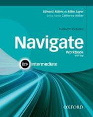 Alden Edward, Sayer Mike: Navigate Intermediate B1+ Workbook with Key and Audio CD