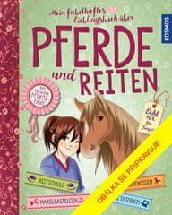 Braunová Gudrun, Schellerová Anne, Hageo: Koně a jezdectví - Moje oblíbená knížka