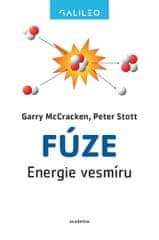 McCracken Garry, Stott Peter: Fúze - Energie vesmíru