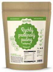 GreenFood Rychlý proteinový puding bezlepkový 400 g