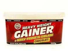 XXlabs Nutrition Heavy Weight Gainer 3000g