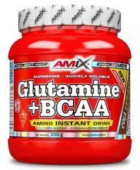 Amix Nutrition L-Glutamine + BCAA Powder 300g