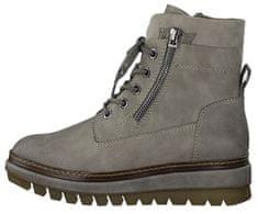 Tamaris Dámske členkové topánky 1-1-25223-23-265 Grey Matt
