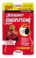 Enervit Gel One Hand s kofeinem 2×12,5ml