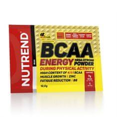 Nutrend BCAA Energy Mega Strong Powder 12,5g