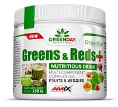 Amix Nutrition Greens & Reds + 250g