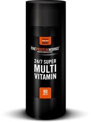 The Protein Works 24/7Super Multivitamin 90tabliet
