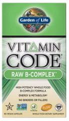 Garden of Life Vitamin B Komplex - RAW 60kapslí