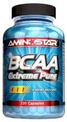 Aminostar BCAA Extreme Pure 220kapslí