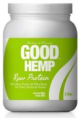 Good Hemp Protein Natural Raw 2500g