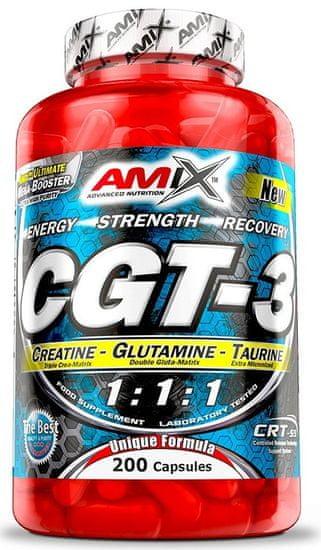 Amix Nutrition CGT-3 500kapsúl