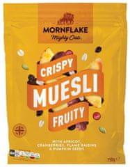 Mornflake Crispy Muesli ovoce 750g