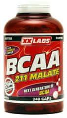 XXlabs Nutrition 211 BCAA Malate 120kapsúl