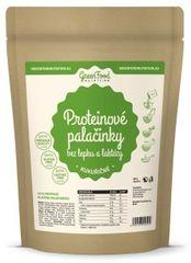GreenFood Proteinové palačinky bez lepku a laktózy kukuřičné 500 g