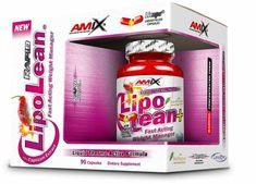 Amix Nutrition LipoLean 90kapslí