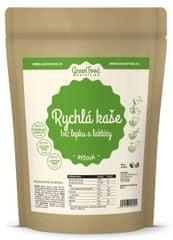 GreenFood Rychlá kaše bez lepku a laktózy rýžová 500g