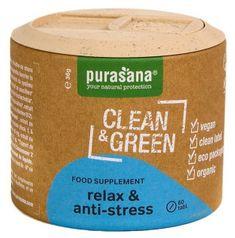 Purasana Relax & Anti-Stress (Pri strese) BIO 60 tabliet
