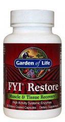 Garden of Life FYI Restore 60kapslí