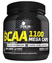 Olimp BCAA Mega Caps 1100 300kapslí