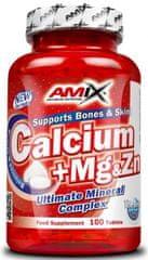 Amix Nutrition Amix Calcium, Magnesium, Zinc 100tablet