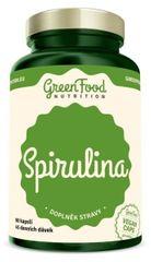 GreenFood Spirulina 90 kapslí
