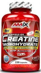 Amix Nutrition Creatine Monohydrate 220kapslí