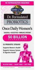 Garden of Life Dr. Formulated probiotika pro ženy 30kapslí