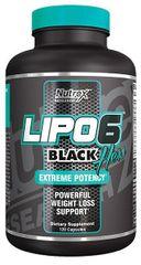 Nutrex Lipo 6 Black Hers Extreme Potency 120kapsúl