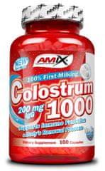 Amix Nutrition Colostrum 1000mg 100kapslí