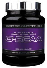 Scitec Nutrition G-BCAA 250kapslí