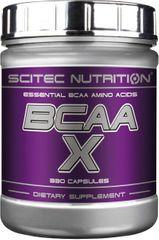 Scitec Nutrition Scitec BCAA-X 330kapslí