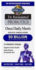Garden of Life Dr. Formulated probiotika pro muže 30kapslí