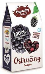 Royal Pharma Crunchy snack Mrazem sušené ostružiny 20g