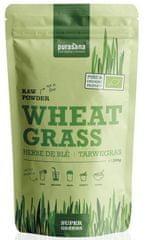 Purasana Wheat Grass Raw Powder (Európsky pôvod) BIO 200g