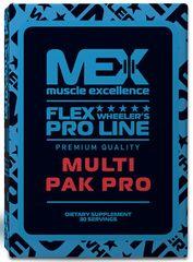 Mex Nutrition Multi Pak Pre 30 vrecúšok