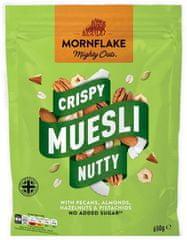 Mornflake Crispy Muesli ořechy 650g