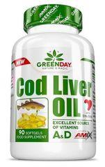 Amix Nutrition Amix Cod Liver Oil 90kapslí