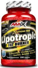 Amix Nutrition Lipotropic Fat Burner 100kapslí