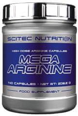 Scitec Nutrition Mega Arginine 140kapslí