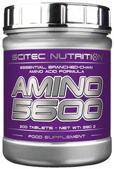 Scitec Nutrition Scitec Amino 5600 200tablet