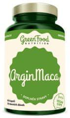 GreenFood ArginMaca vegan 60kapsúl