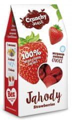 Royal Pharma Crunchy snack Mrazem sušené jahody 20g