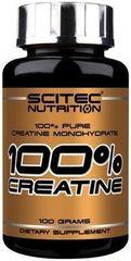 Scitec Nutrition Scitec 100% Creatine Monohydrate 100g