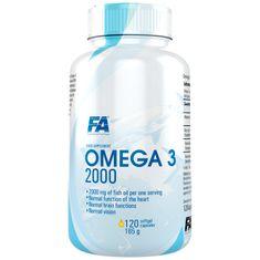 Fitness Authority Omega 3 120kapsúl