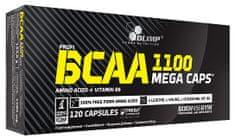 Olimp BCAA Mega Caps 1100 120kapslí