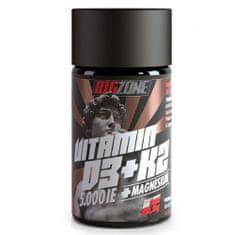 Big Zone Vitamin D3 + K2 + Magnesium 90tablet