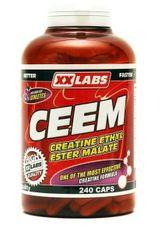 XXlabs Nutrition Creatine Ethyl Ester Malate 240kapsúl